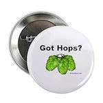 Got Hops? Button (100 pk)