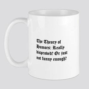 Theory of Humors Mug