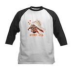 Hermit Crab Kids Baseball Jersey