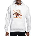 Hermit Crab Hooded Sweatshirt