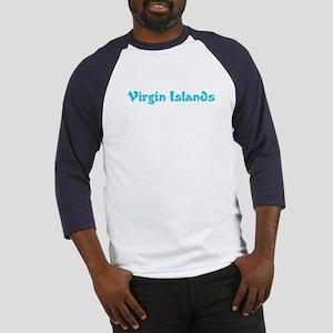Virgin Islands Baseball Jersey