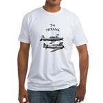 T-6 Texan Fitted T-Shirt
