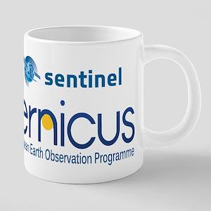 Copernicus Sentinel 20 oz Ceramic Mega Mug