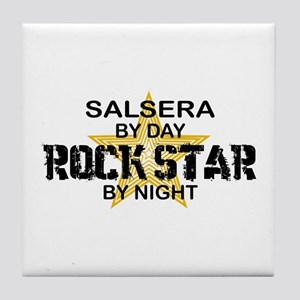 Salsera RockStar by Night Tile Coaster