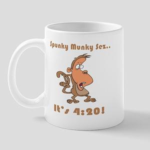 It's 4:20! Mug