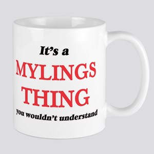 It's a Mylings thing, you wouldn't un Mugs