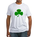 Foxy Irish Mom Fitted T-Shirt