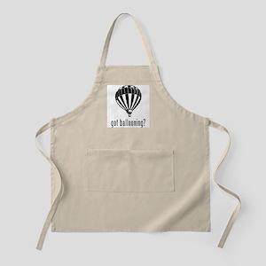 Ballooning BBQ Apron