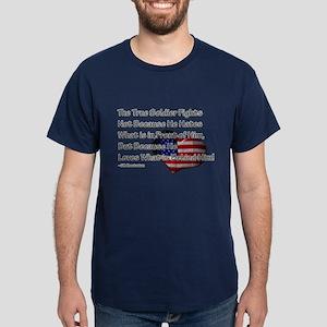 The True Soldier Dark T-Shirt