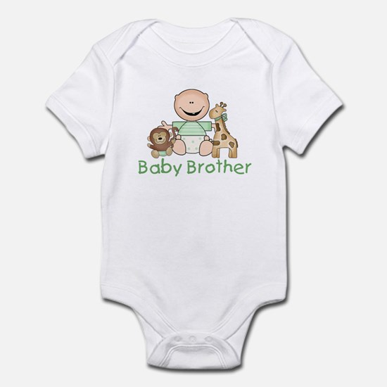 Critter Friends Baby Brother Infant Bodysuit
