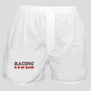 Racing in Blood Boxer Shorts