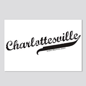 Charlottesville Postcards (Package of 8)