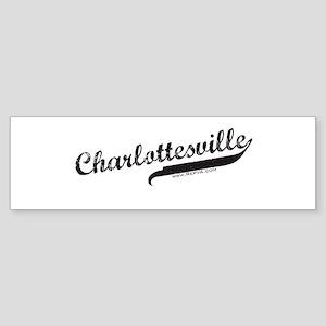 Charlottesville Bumper Sticker