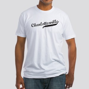 Charlottesville Fitted T-Shirt