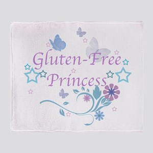 Gluten-Free Princess Throw Blanket