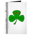 Foxy Irish Granny Journal
