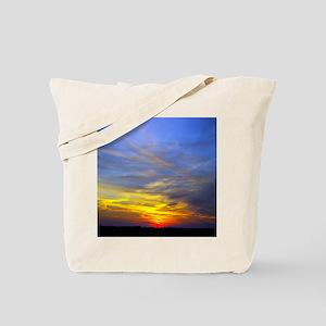Delta Blues Sunset Tote Bag
