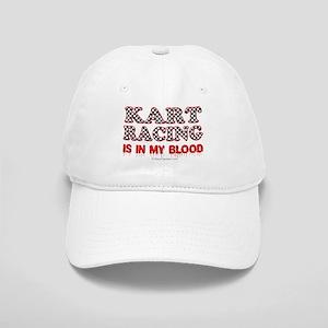 Kart Racing Blood Cap