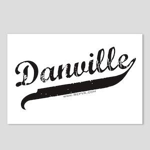Danville Postcards (Package of 8)
