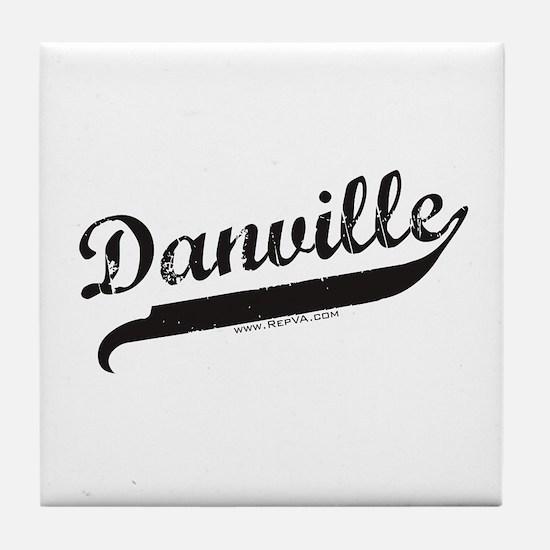 Danville Tile Coaster