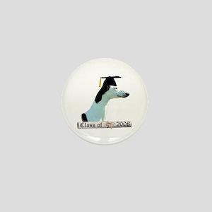 Greyhound Grad 08 Mini Button