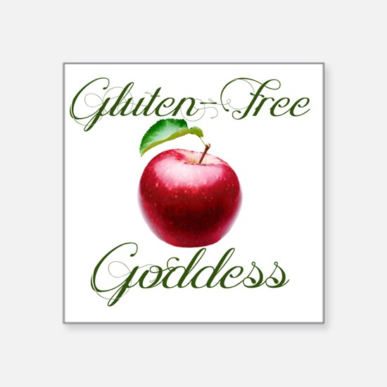 Gluten-Free Goddess Sticker