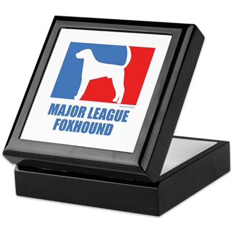 ML Foxhound Keepsake Box