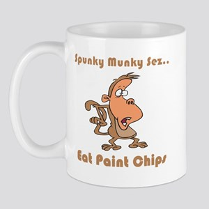 Eat Paint Chips Mug