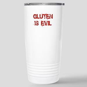 Gluten Is Evil Mugs