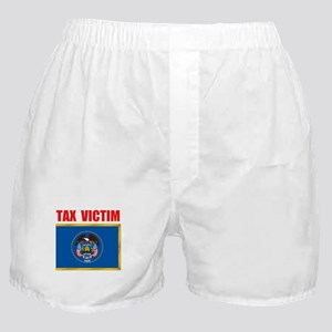 UTAH TAX VICTIM Boxer Shorts