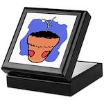 Flower Pot Jewelry Box