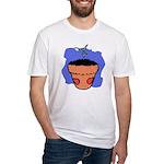 Flower Pot Fitted T-Shirt