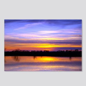 Delta Peaceful Sunset Postcards (Package of 8)