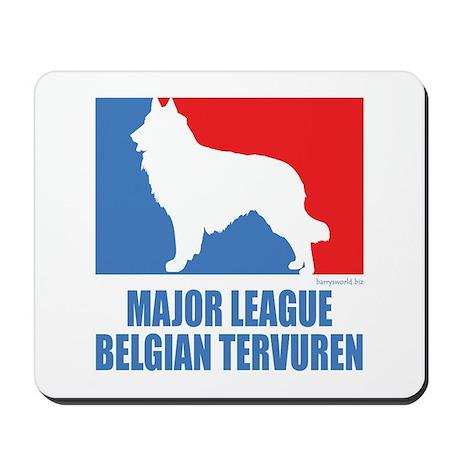 ML Belgian Tervuren Mousepad