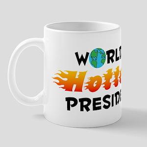 World's Hottest Presi.. (C) Mug