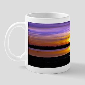 Delta Purple Sunset Mug