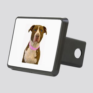 Pit Bull Terrier Cammie Hitch Cover