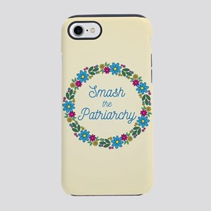 Smash the Patriarchy iPhone 8/7 Tough Case