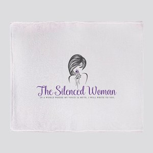 TSW Logo Throw Blanket