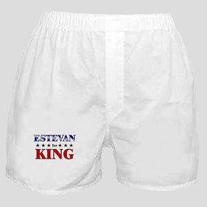 ESTEVAN for king Boxer Shorts