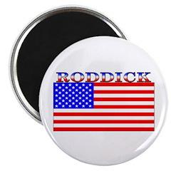 Roddick American Flag 2.25