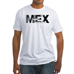 Mexico City MEX Air Wear Airport Shirt