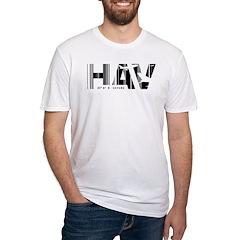 Havana Cuba HAV Air Wear Airport Shirt