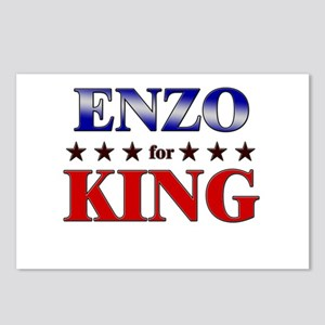 ENZO for king Postcards (Package of 8)