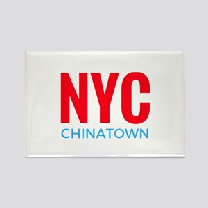 NYC Chinatown Magnets