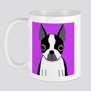 Boston Terrier (Black) Mug