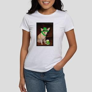 Irish Chihuahua Women's T-Shirt