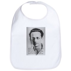 Erwin Schrodinger One Reality Bib