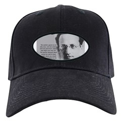 Erwin Schrodinger One Reality Baseball Hat