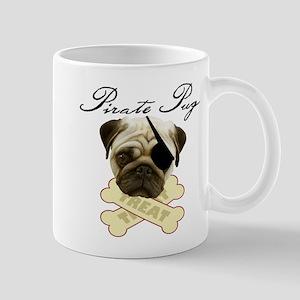 Pirate Pug - Mug